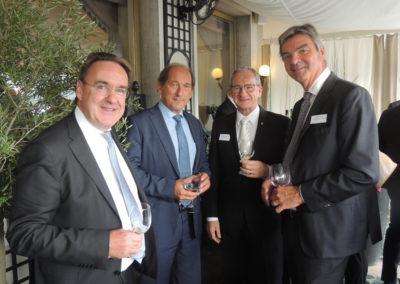 Paul Buclke et membres BLC